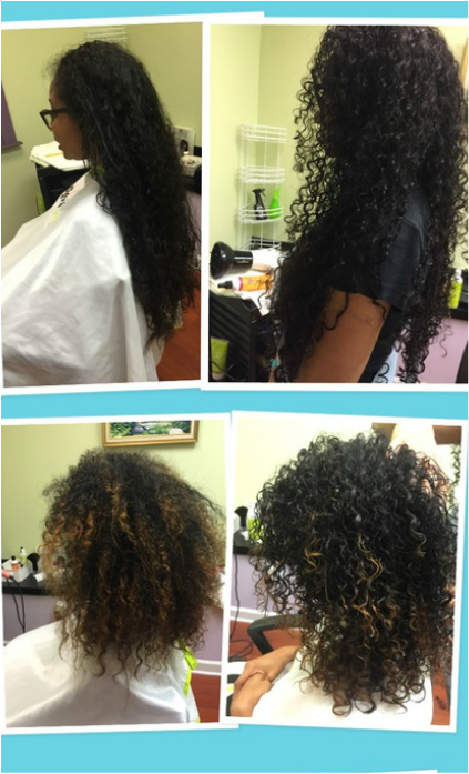 deva curl haircut reviews before amp after dianeforcurls 4231